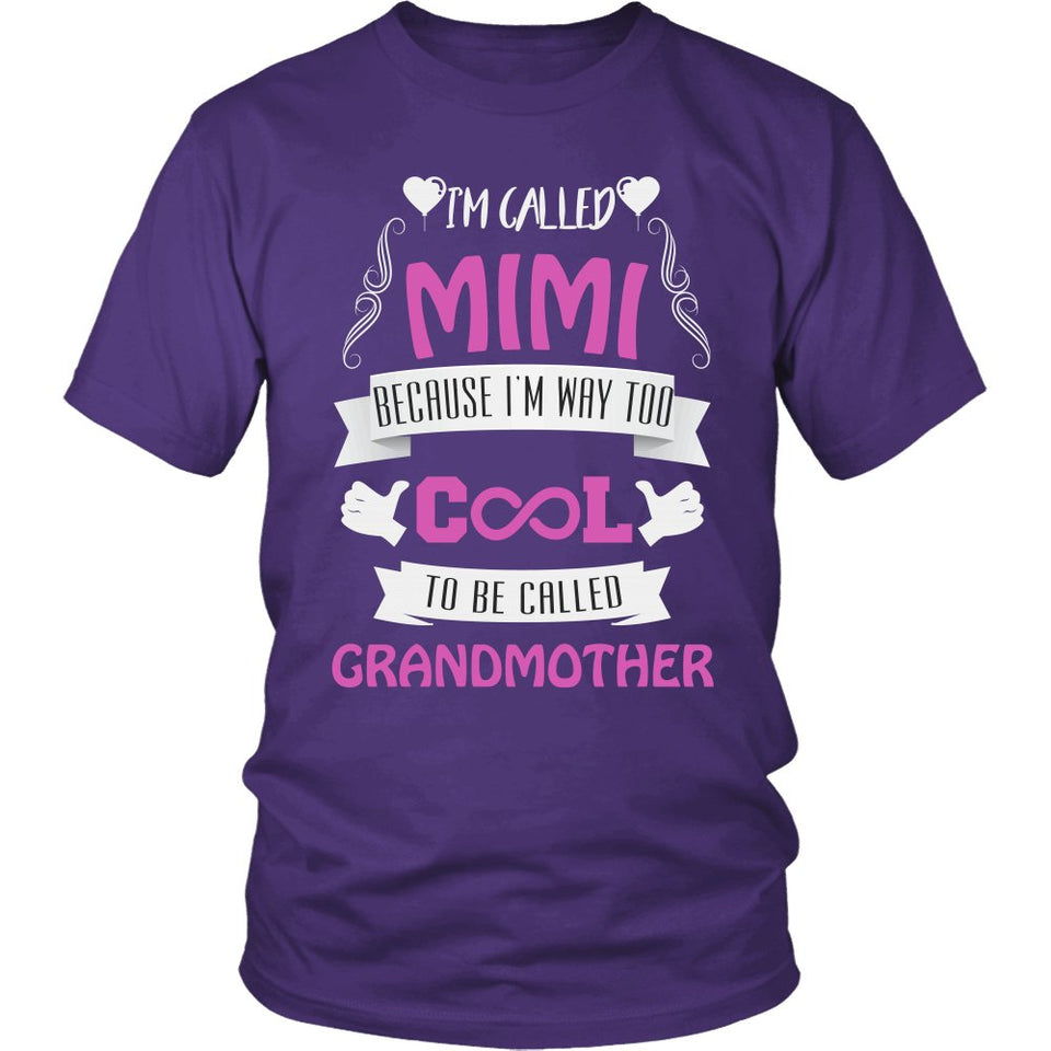 They Call Me Mimi T-Shirt