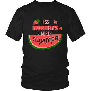 Less Mondays More Summer T-Shirt