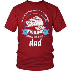 This Dad Loves Fishing T-Shirt