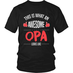 """Awesome Opa"" T-Shirt"