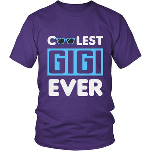 """Coolest Gigi Ever"" T-Shirt"