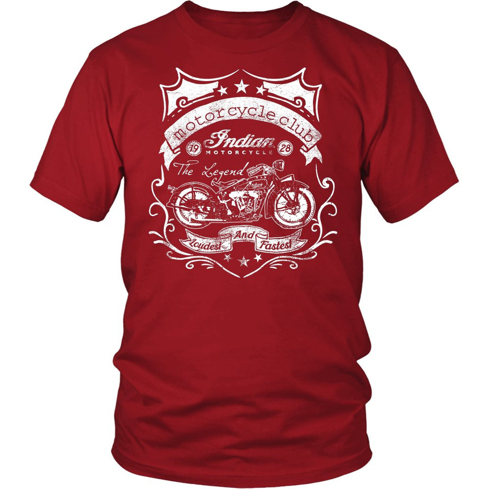 Indian Motorcycle Club T-Shirt
