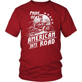 Pride Of The American Road 1973 T-Shirt