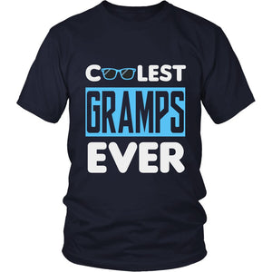 """Coolest Gramps Ever"" T-Shirt"