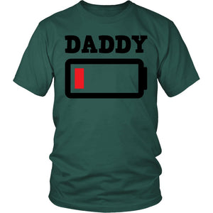 Daddy Out Of Charge T-Shirt