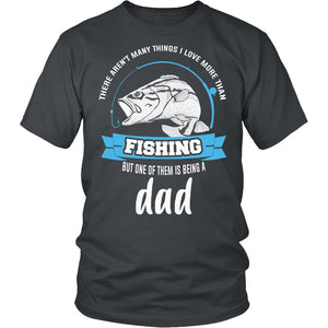 """This Dad Loves Fishing"" T-Shirt"