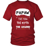 Papaw The Man, The Myth, The Legend T-Shirt