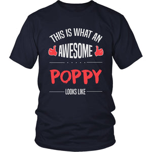 """Awesome Poppy"" T-Shirt"