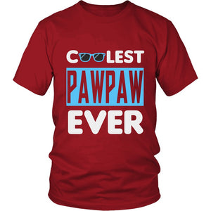 """Coolest Papaw Ever"" T-Shirt"