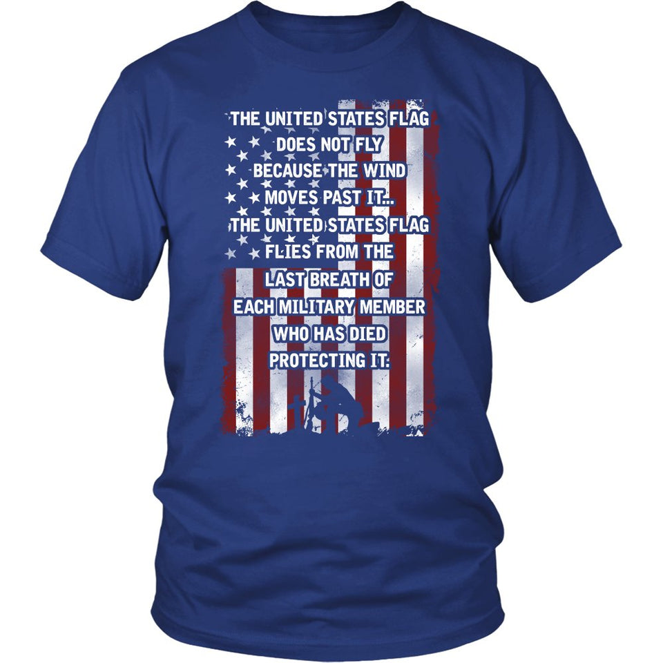 The United States Flag T-Shirt