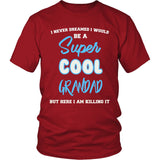 Super Cool Grandad - Killing It T-Shirt