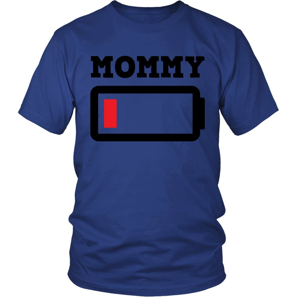 Mommy Out Of Charge T-Shirt