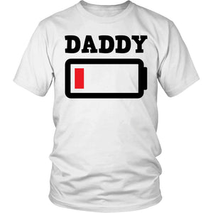 """Daddy Out Of Charge"" T-Shirt"