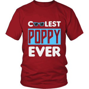 """Coolest Poppy Ever"" T-Shirt"