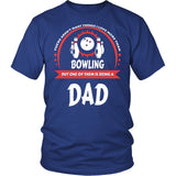 This Dad Loves Bowling T-Shirt