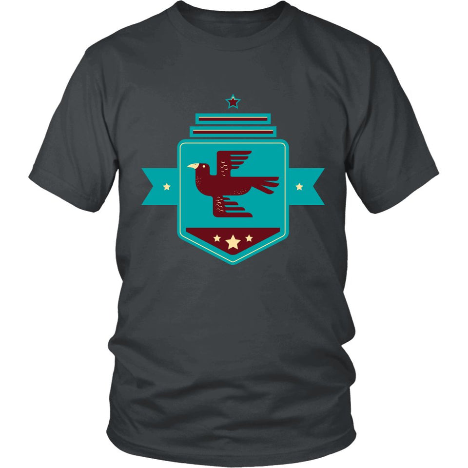 Eagle And Stars T-Shirt