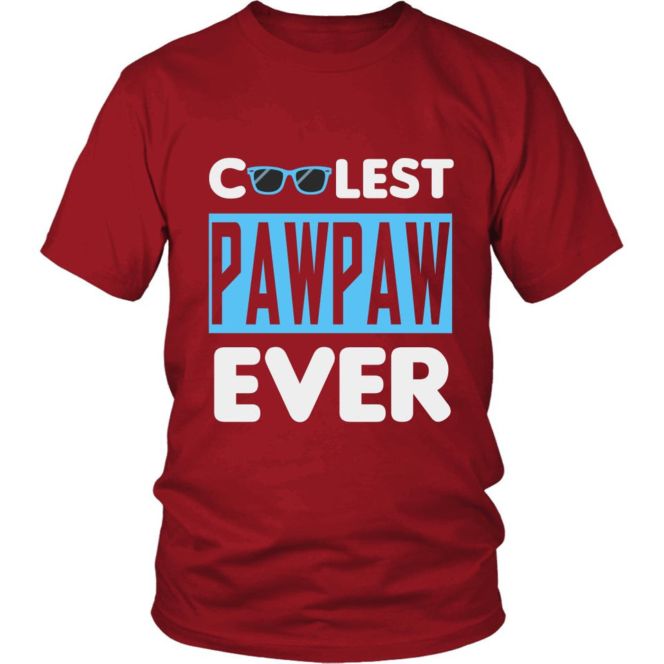 """Coolest Paw Paw Ever"" T-Shirt"