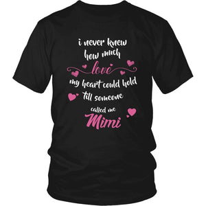 """Till Someone Called Me Mimi"" T-Shirt"