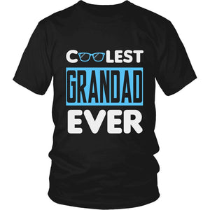 """Coolest Grandad Ever"" T-Shirt"