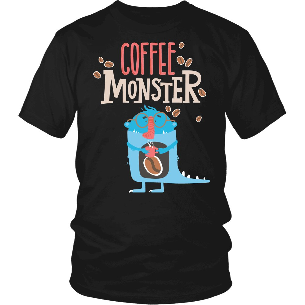 Coffee Monster T-Shirt