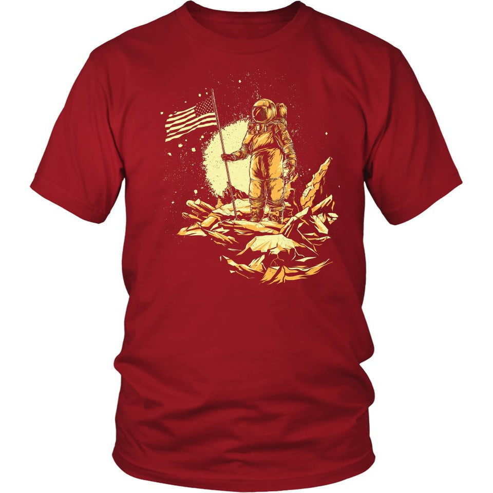 The American Astronaut T-Shirt