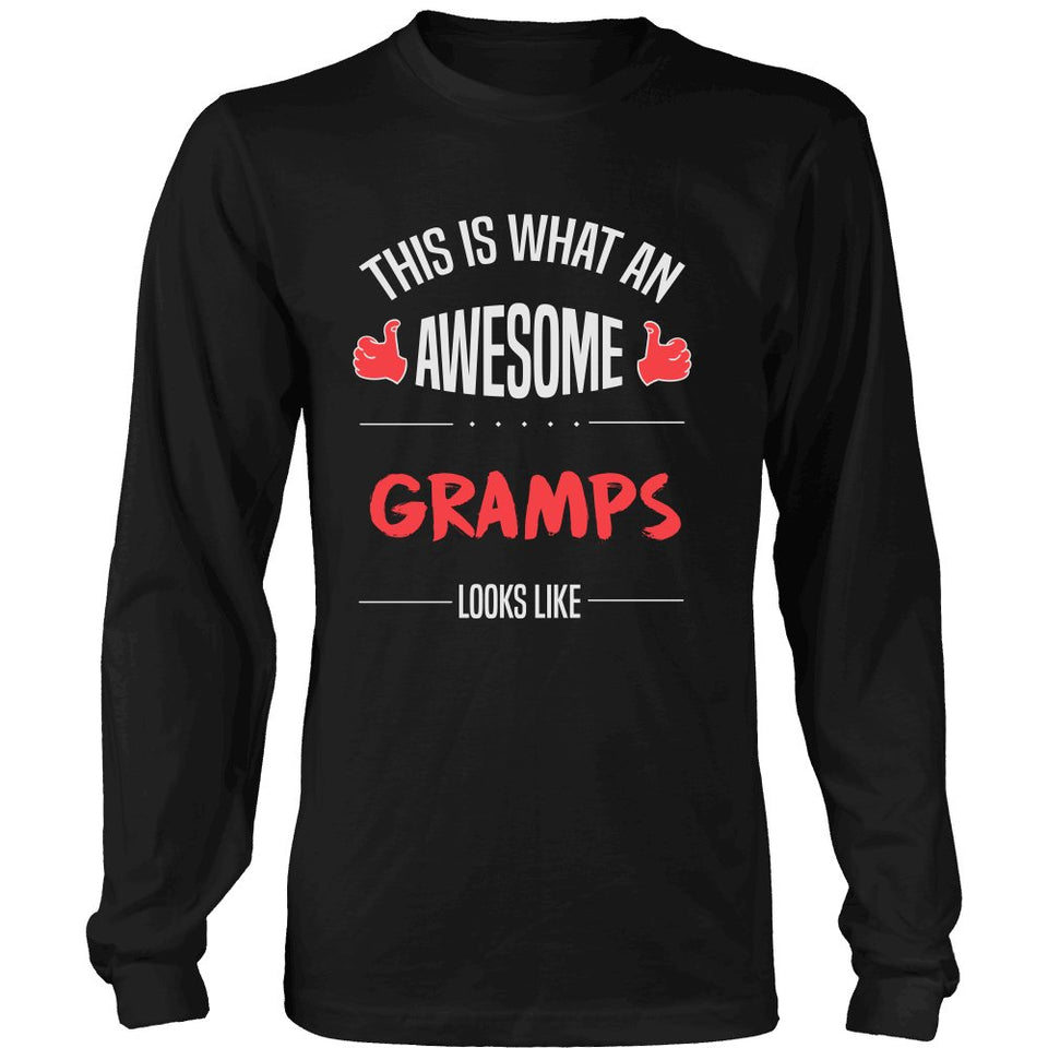 """Awesome Gramps"" T-Shirt"