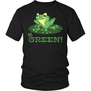 Be Green T-Shirt