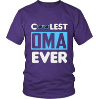 """Coolest Oma Ever"" T-Shirt"