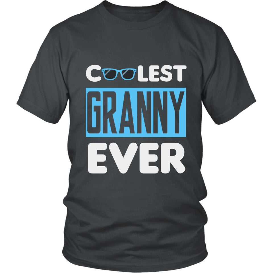"""Coolest Granny Ever"" T-Shirt"