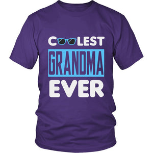 """Coolest Grandma Ever"" T-Shirt"