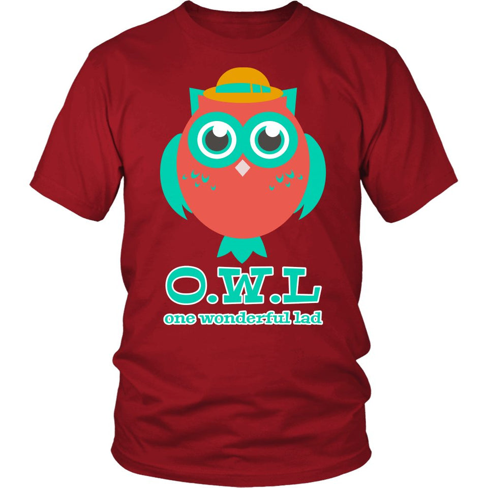 O.W.L. One Wonderful Lad T-Shirt