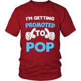 I'm Getting Promoted to Pop T-Shirt