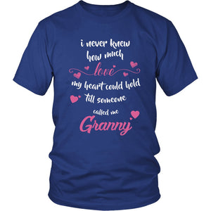 Till Someone Called Me Granny T-Shirt