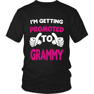 """I'm Getting Promoted to Grammy"" T-Shirt"