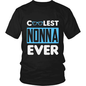 """Coolest Nonna Ever"" T-Shirt"