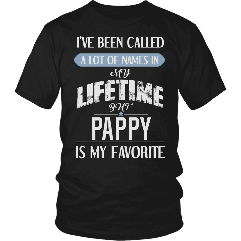 """My Favorite Name is Pappy"" T-Shirt"