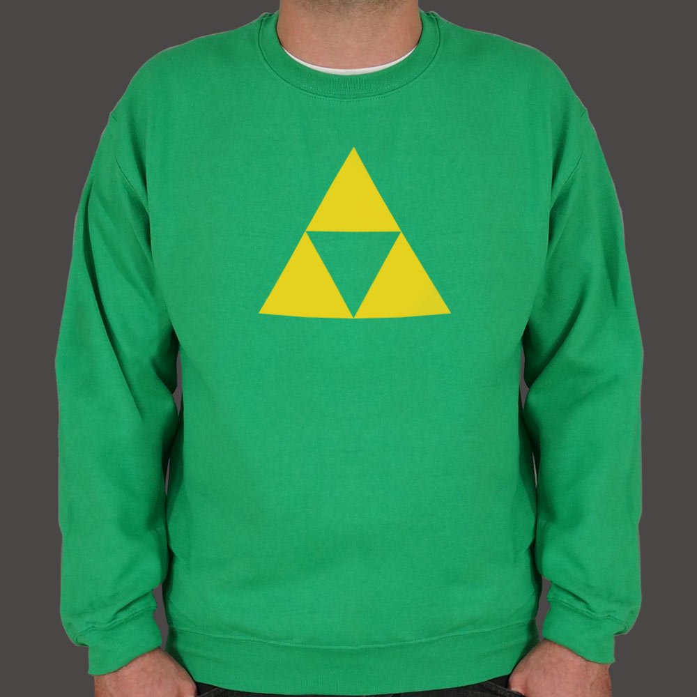 Triforce Sweater (Mens)