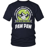 This Paw Paw Loves His RV T-Shirt
