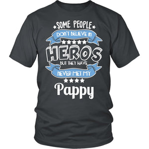 My Pappy the Hero T-Shirt