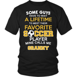 Favorite Soccer Player - Mine Calls Me Granny T-Shirt