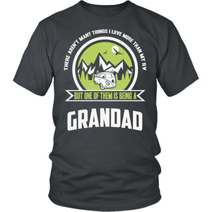 This Grandad Loves His RV T-Shirt