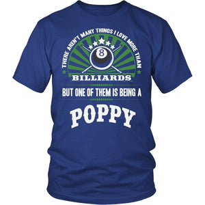 This Poppy Loves Billiards T-Shirt