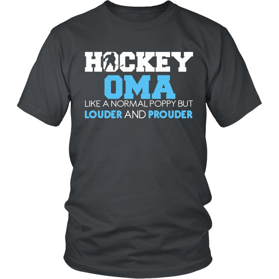 Loud and Proud Hockey Oma T-Shirt
