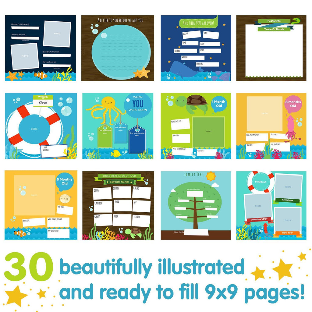 It is a picture of Free Printable Memory Book Pages intended for 1st grade