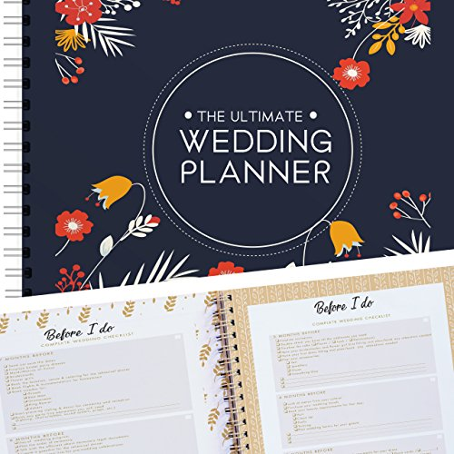 The Ultimate Wedding Planner - Blue Edition