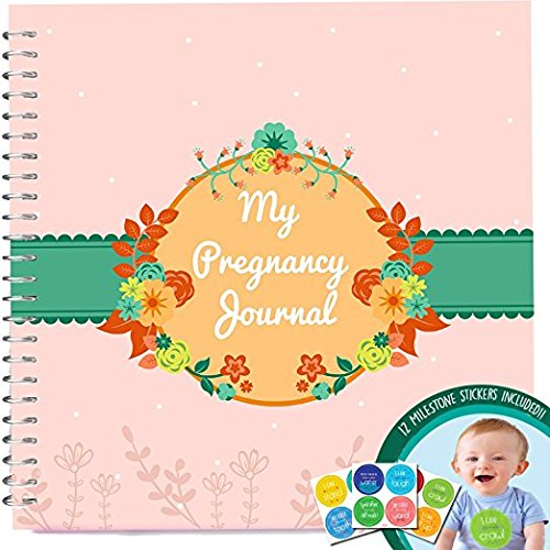 Pregnancy Journal - Pink Edition