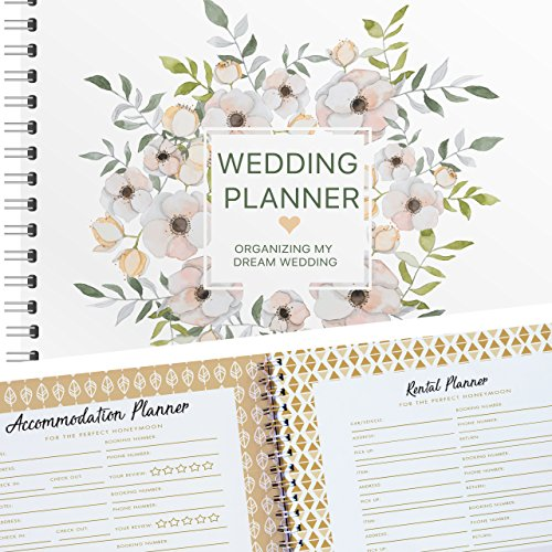 The Ultimate Wedding Planner - White Edition