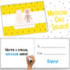 PEDIATRICIAN GIFTS - Personalizable Humor Booklet With Matching Card