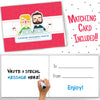 SOFTWARE ENGINEER GIFTS - Personalizable Humor Booklet With Matching Card