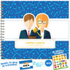 LAWYER GIFTS - Personalizable Humor Booklet With Matching Card